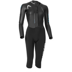 Head SwimRun Aero Suit Dam bk